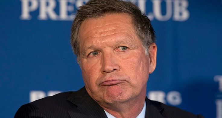 JUST IN: John Kasich just went on a NASTY tirade and insulted every Trump voter. What he said makes my blood boil. #manaccessoriesworld