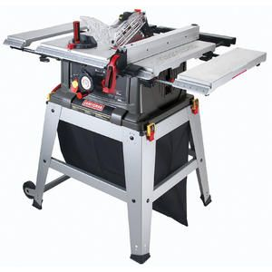 """10"""" Table Saw with Laser Trac® (21807) - Sears"""