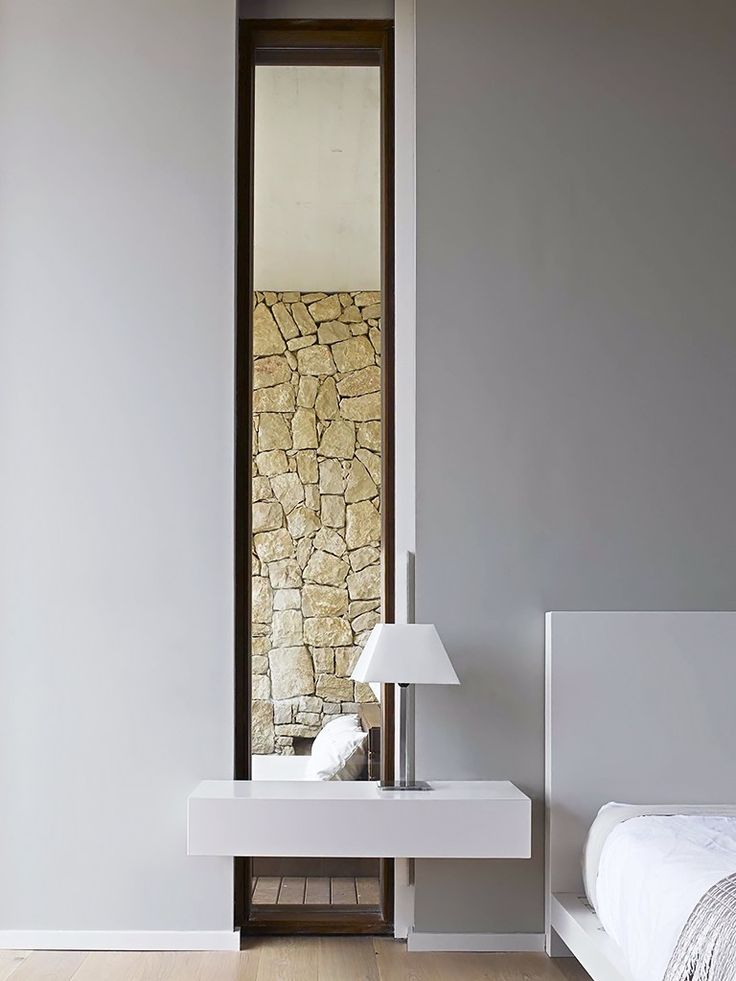 Architect Ramon Esteve.  Estilo contemporáneo, minimalista