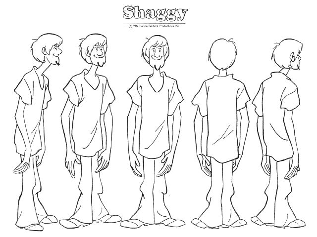 """""""Scooby Doo"""" by William Hanna* & Joseph Barbera* 