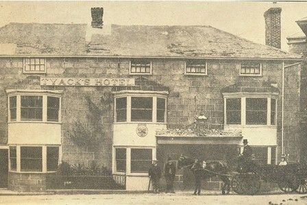 Camborne watering hole has old name reinstated to celebrate colourful past