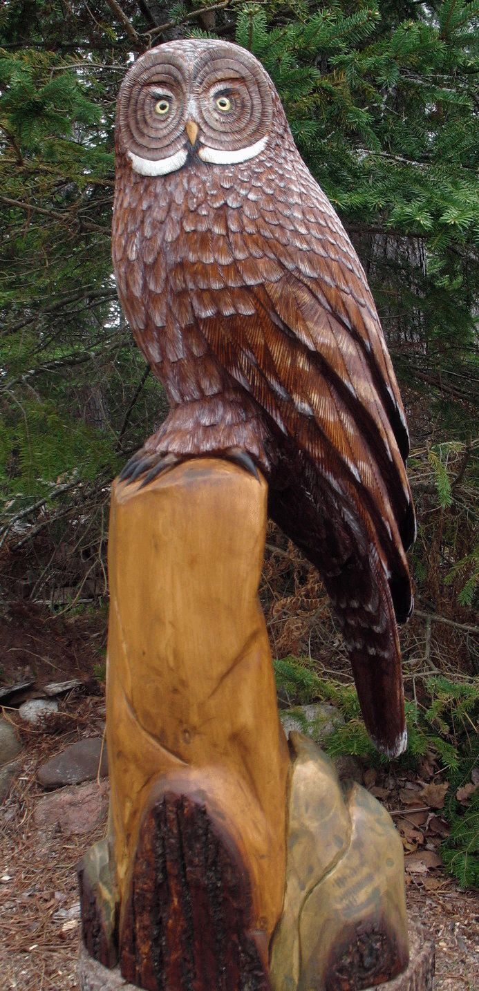 Best chainsaw carvings images chainsaw carvings