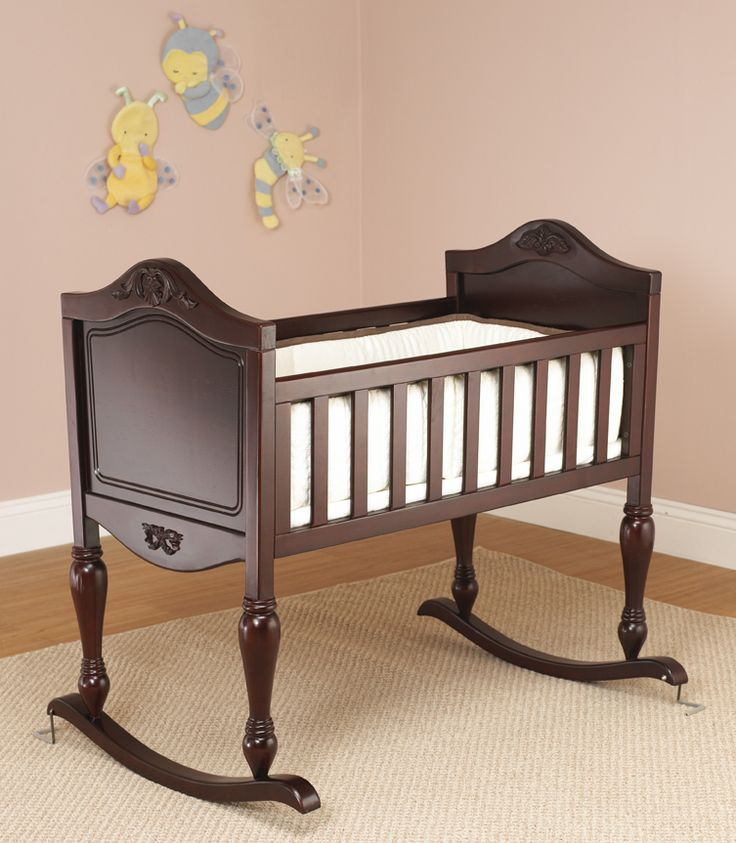 Baby Cradle Plans - WoodWorking Projects & Plans