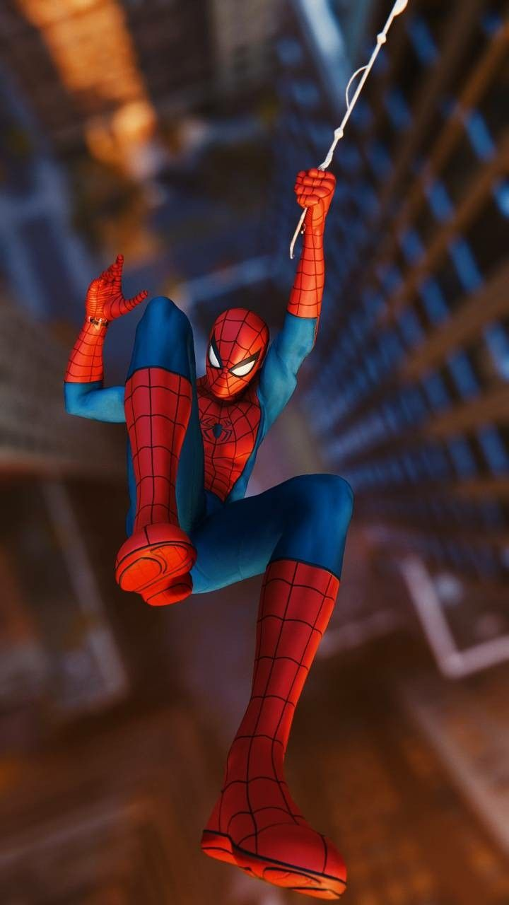 Spiderman Wallpapers Lockscreen Spiderman Spiderman Art Kid Poses