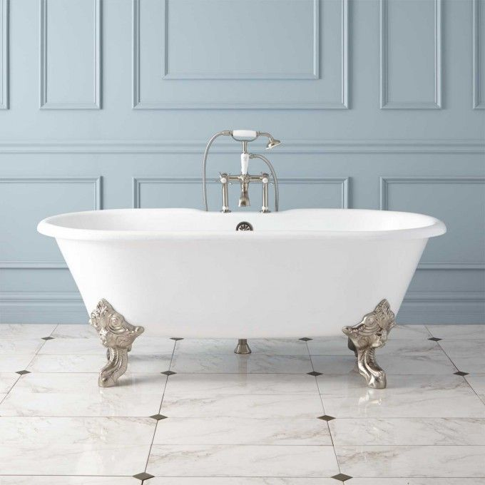 50 best Bathtubs images on Pinterest | Bathtubs, Soaking tubs and ...