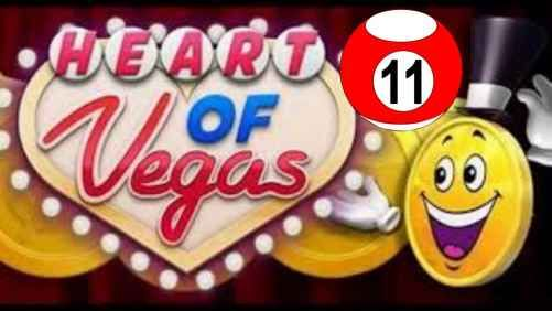 Heart of Vegas Slots Casino for iOS by Product Madness is wonderful app introduced for global users. You could spin the reels of authentic Aristocrat slot machines and go for broke in Heart of Vegas. Moreover today only receive some 2,000,000 coin bonus when you actually sign in with Facebook.
