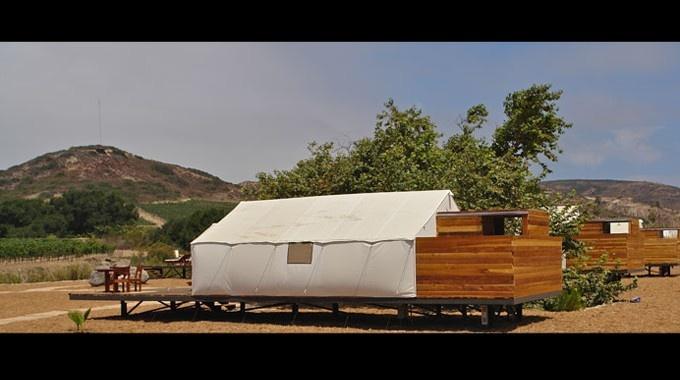 Cabañas Cuatro Cuatros | El Sauzal, BC