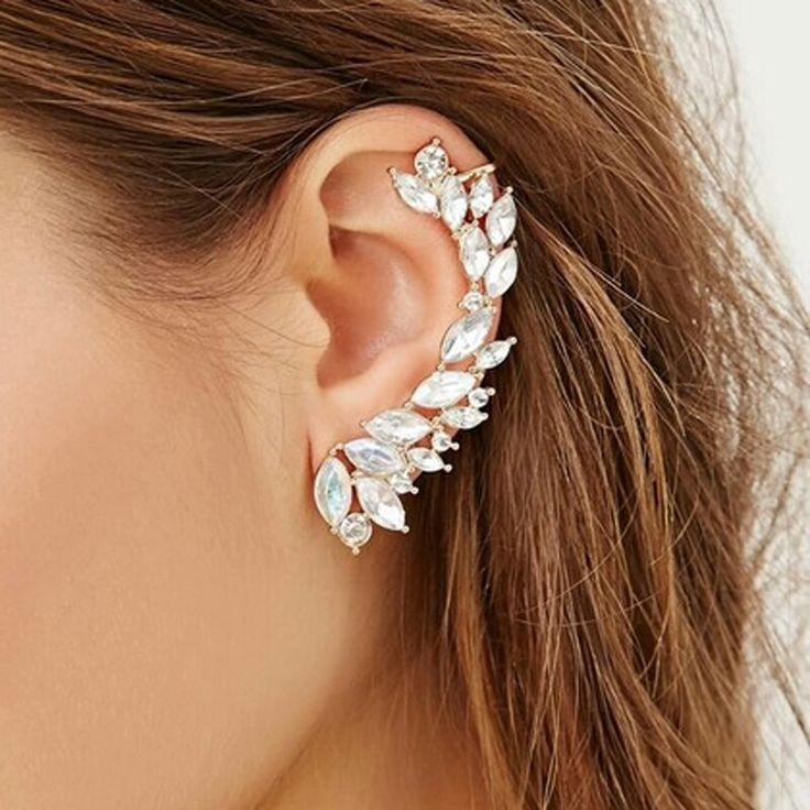 Specifics:  Earring Type:Earring Jackets  Item Type:Earrings  Fine or Fashion:Fashion  Style:Trendy  Metals Type:Zinc Alloy  Shape\pattern:Water Drop  Material:   Metal | Shop this product here: http://spreesy.com/LaRouxLouna/502 | Shop all of our products at http://spreesy.com/LaRouxLouna    | Pinterest selling powered by Spreesy.com