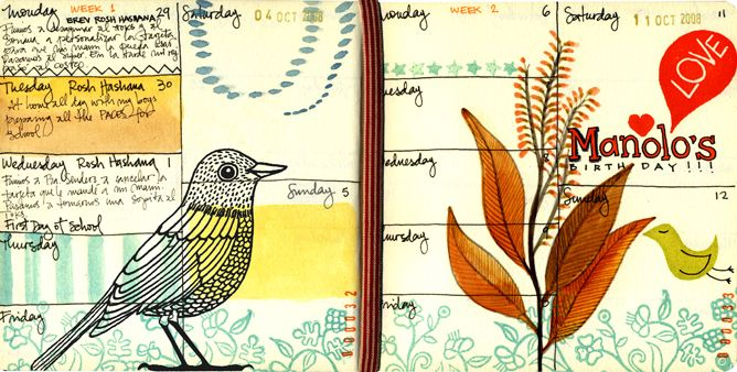 Journal Pages Oct 2008