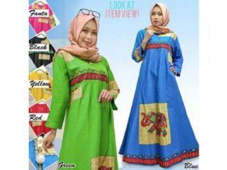Baju Muslim - BM9638