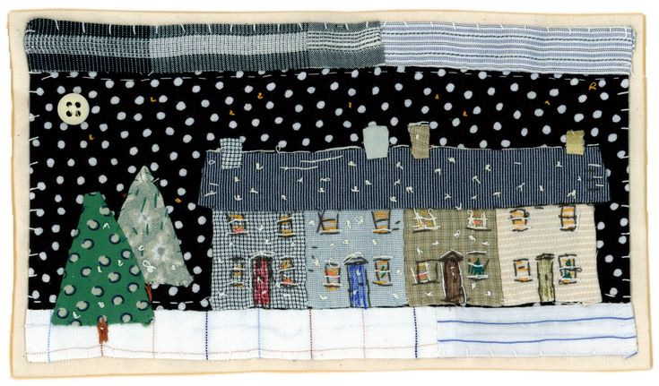 Cottages by Sharon Blackman