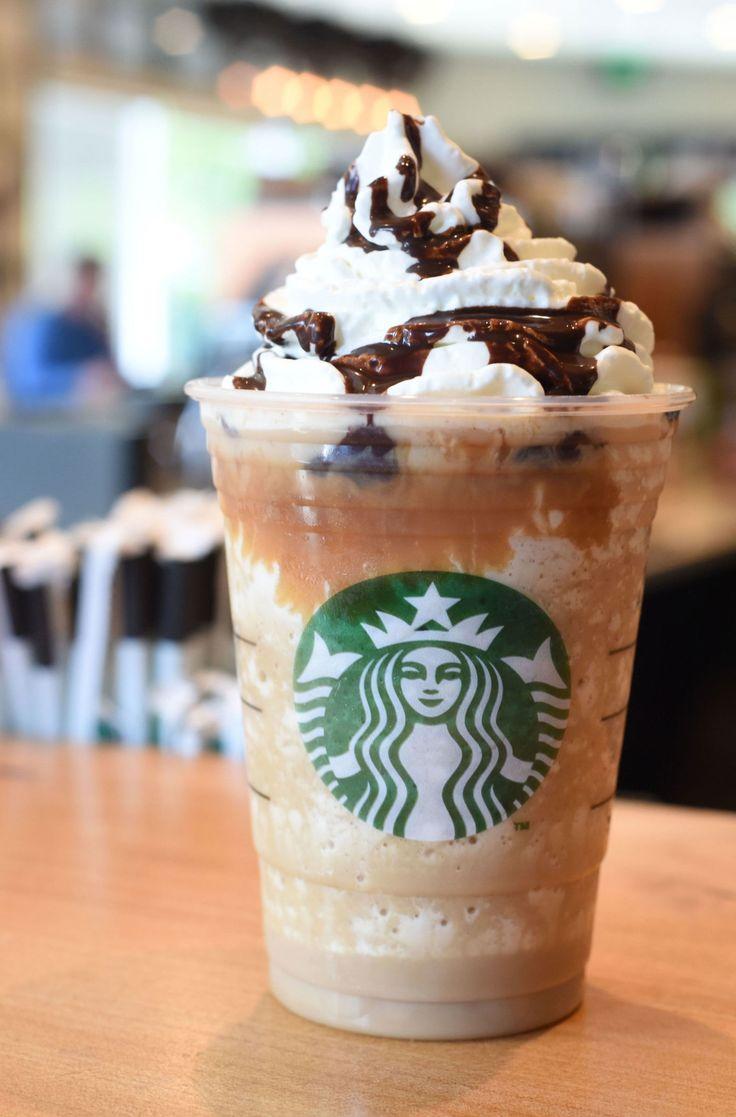Caramel Cocoa Cluster Frappuccino Starbucks Launches 6 Insane New Frappuccino Flavors on 1 Day  - Cosmopolitan.com