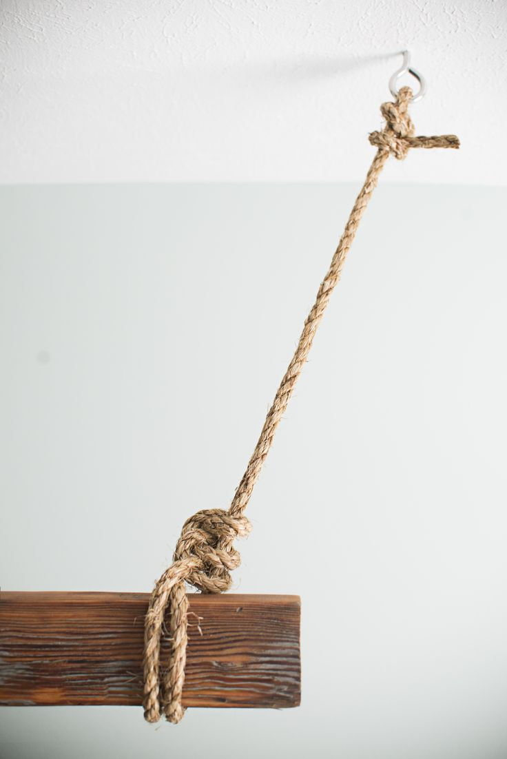 hanging ladder with rope from ceiling - Google Search