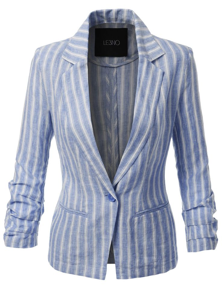 17 best ideas about Linen Blazer on Pinterest | Gq mens style, Man ...