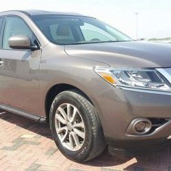 Dependable Auto Shippers This is how we became number 1. #LGMSports Ship it with http://LGMSports.com Nissan Pathfinder 2014 4x4 low mileage for Sale - Used Car or Big Car