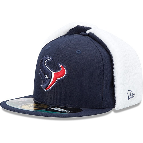 ... cap new era mlb  mens new era houston texans on field dog ear 59fifty  football structured fitted hat 79c3938bd4e2