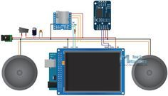 Arduino Music Player and Alarm Clock Parts List Circuit Schematics