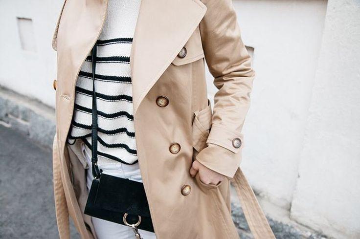 Andiata Instagram Every woman needs a classic tailored trench coat 👌🏻😘 #andiata // @matildamoreliuss