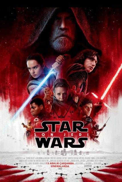 Star Wars: Son Jedi Full izle #StarWars #StarWarsSonJedi #SonJediizle #StarWarsSonJediFullizle #2018Movies #VizyonFilmi