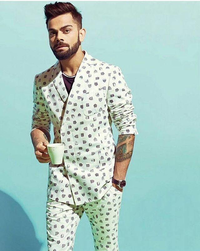 Handsome Virat Kohli latest photoshoot for GQ Magazine @BollywoodMagazines  ❤️ . . #bollywoodmagazines #viratkohli #criket #indiancricketteam #gqmagazine