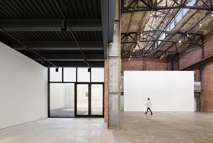 Andrew Berman Architect, Michael Moran · SculptureCenter