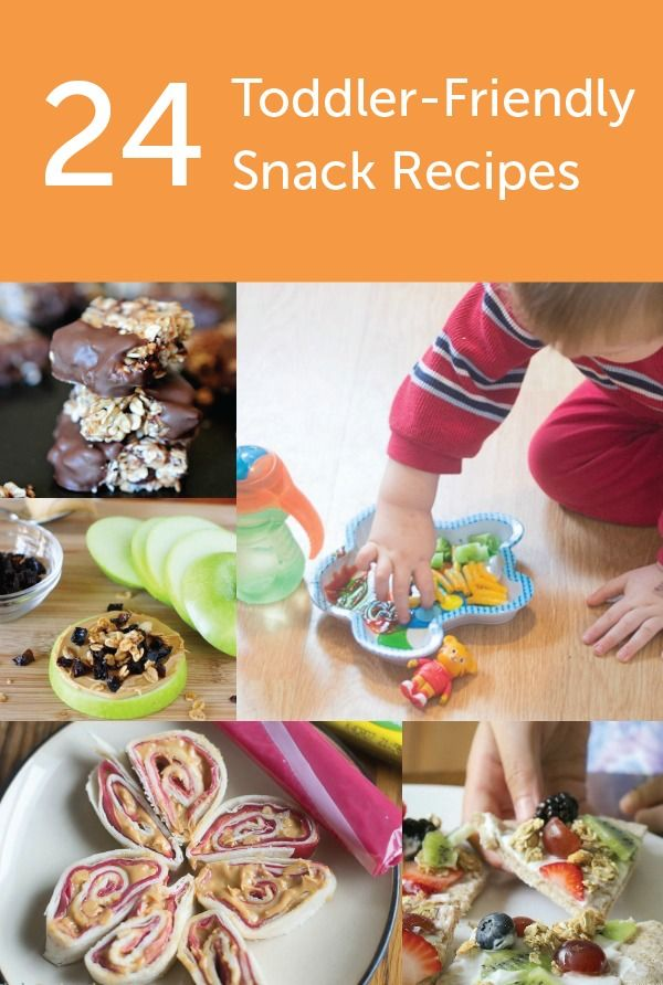 Keep the family snacking healthy with these 24 quick, easy and make ahead snack ideas. Perfect for long trips or busy days, these simple ideas are sure to be winners.