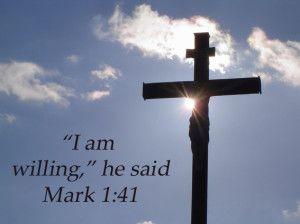 Jesus is Willing - Nicole Querido