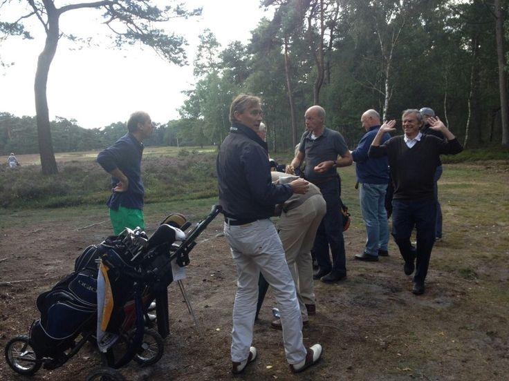QL organises a very special golf tournament on golf course The Ullerberg a 9 hole heathland golf course cited on the Ullerberg Estate. www.ullerberg.nl on monday Sebtemer 8.