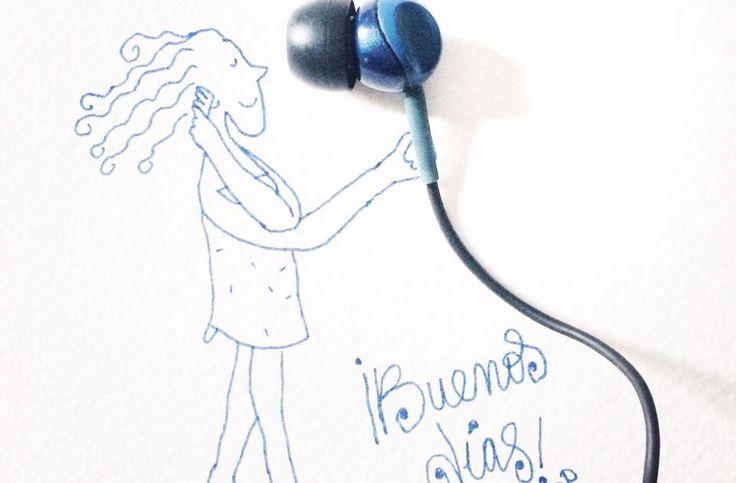 Etiquetas: auricular, pelos, toalla, cuarto de baño, Objetos, fondo blanco, papel, mujer, metáfora, formas, casco, cascos, buenos días, f...
