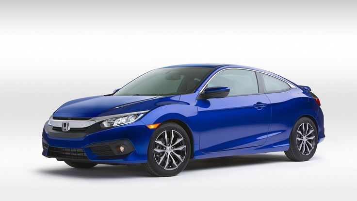 2016 Honda Civic Coupe http://www.wsupercars.com/honda-2016-civic-coupe.php