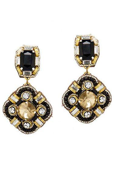 The Extras: Gilded Glamour - Ranjana Khan earrings