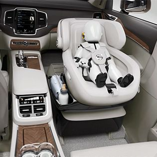 Baby Can Sit Beside You With New Car Seat Design Babies