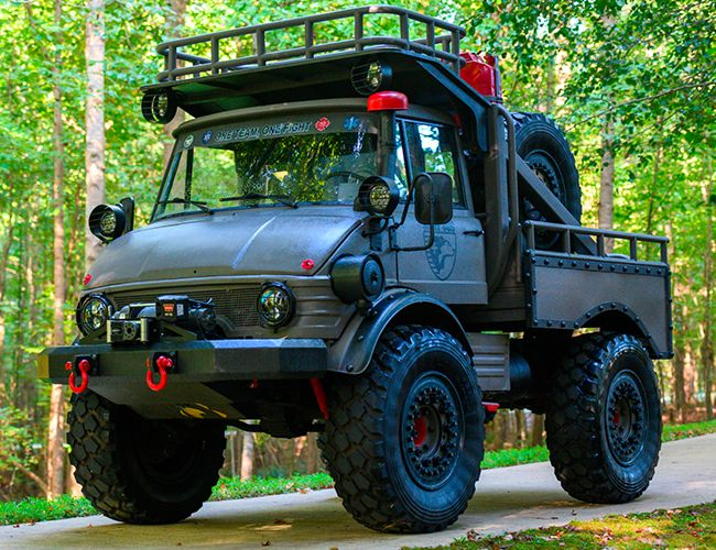 We Found The Ultimate Off Road Truck Listed At Bring A Trailer And