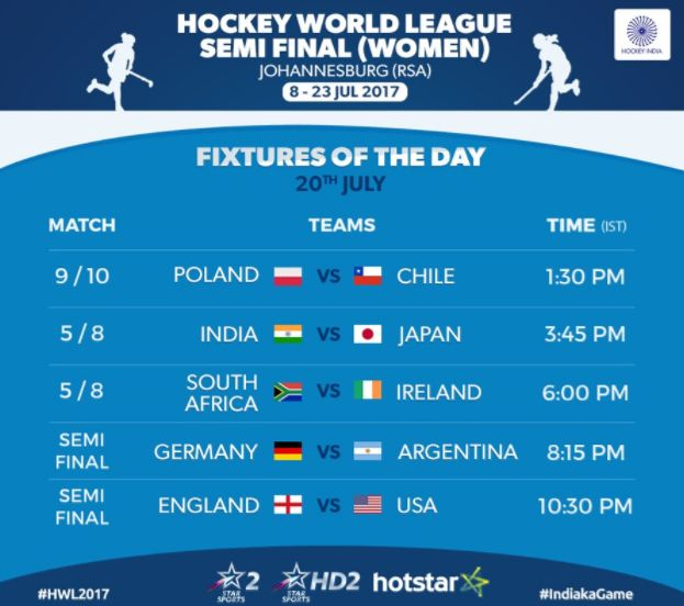 SA vs Ireland – Let the games begin! 💪🏼🔥  Catch our ladies in their second to last match of #HWL2017 today at 2:30pm  🏑👌🏼🇿🇦🇿🇦  #SAWomensHockey #WorldLeague #JHB #SAHockeyRevolution #Hockey #womenimpowerment #sport #HWL2017