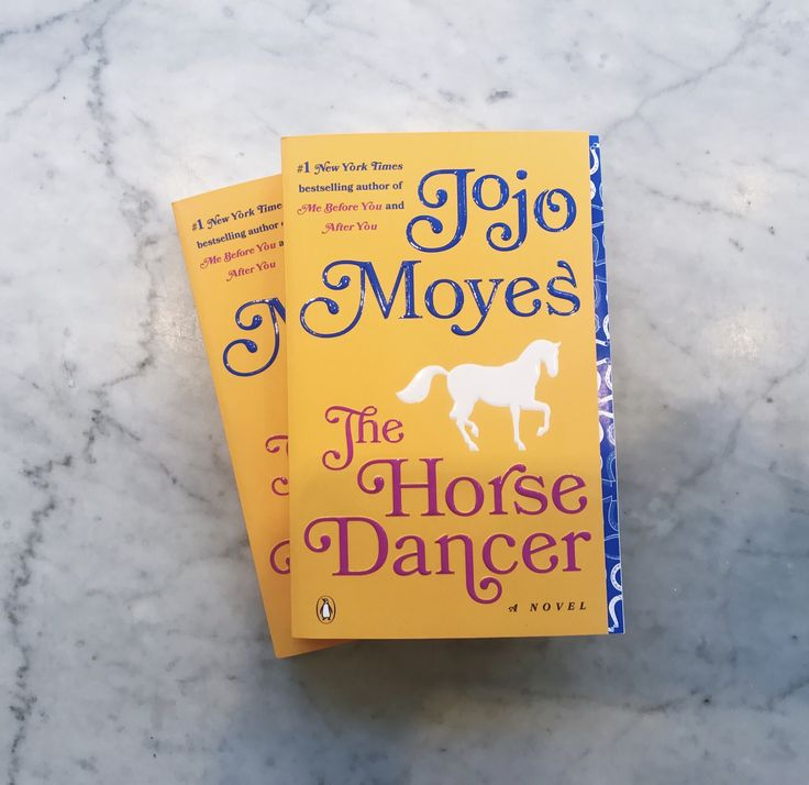 Enter our April book club sweeps for a chance to win up to 10 copies of THE HORSE DANCER by Jojo Moyes! http://bit.ly/2p4MTzc