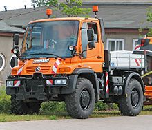 Forget about SUVs and Pickup Trucks if you want to get real work done, get a Unimog.