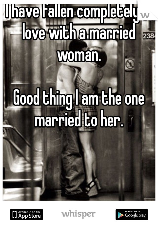 Is dating a married man a good thing