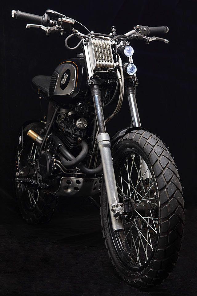 Written by Martin Hodgson  Th..., http://www.pipeburn.com/home/2018/01/26/honda-nx350-tracker-republicas-motocicletas.html