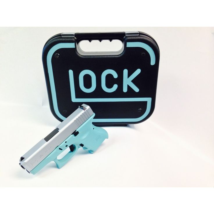 Tiffany And Stainless Glock 43 9mm. Find our speedloader now! http://www.amazon.com/shops/raeind