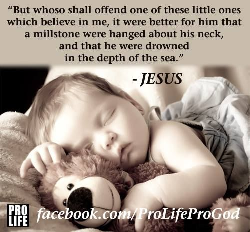 Little Baby Jesus Quote