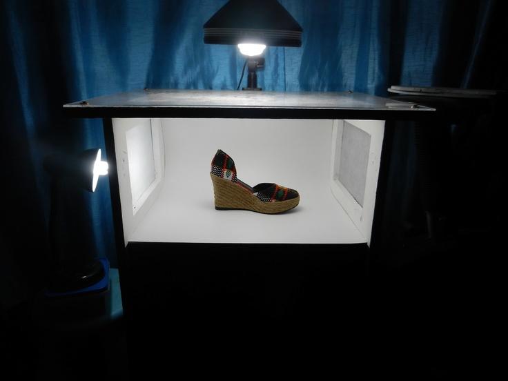 Our DIY lightbox  http://sanguinefiasco.blogspot.com/2013/05/playing-with-our-diy-lightbox.html