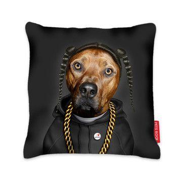 Takkoda: Rap Cushion 43x43, at 18% off!