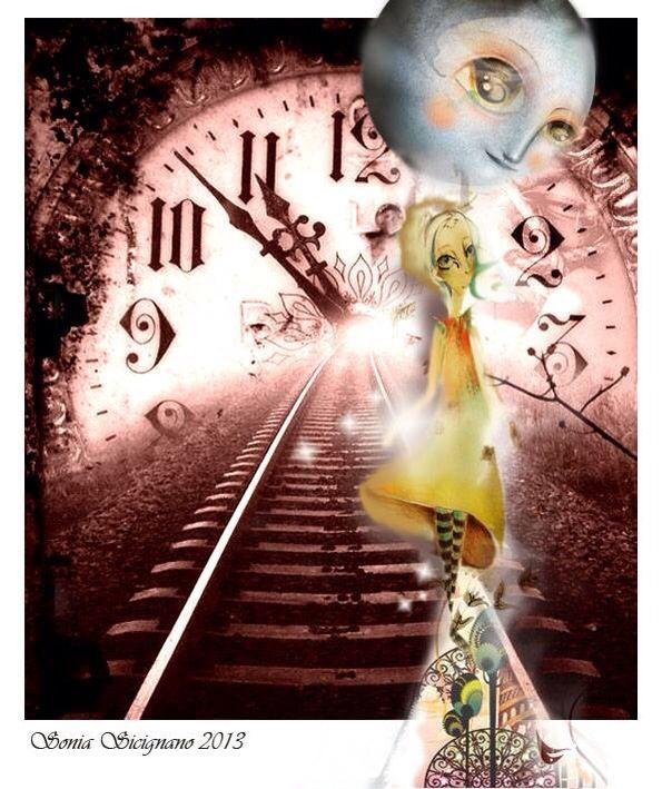 The time - la giostra delle illusioni.
