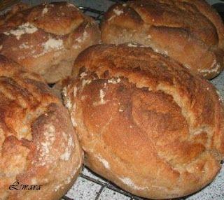 Limara péksége: Rusztikus tönkölycipók