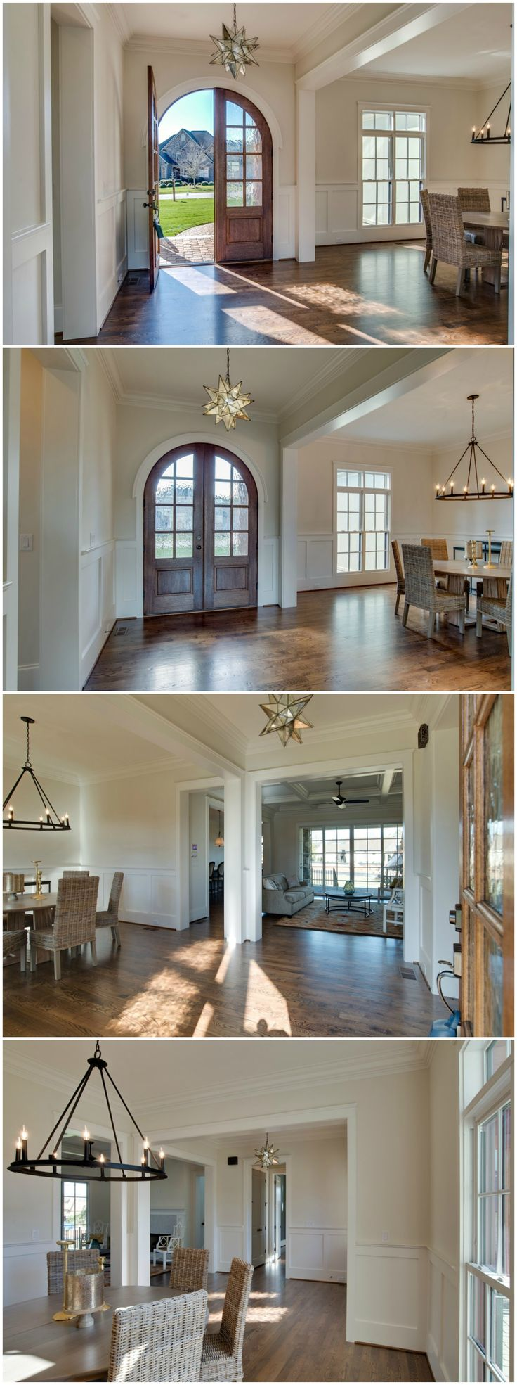 13 best architecture images on pinterest horse charlotte nc and lovely light fixtures from entry to dining room waxhaw nc grandfather homes arubaitofo Image collections