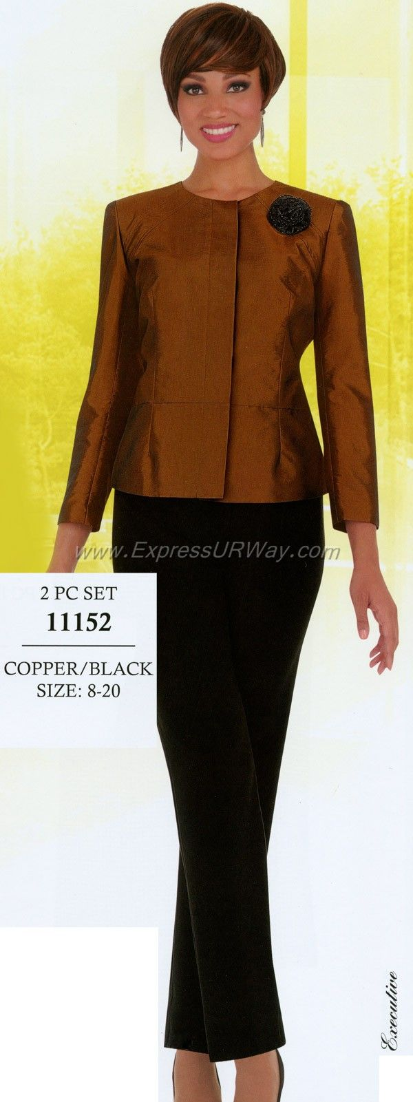 Ben Marc Executive - Fall 2013 - www.ExpressURWay.com -  Womens Career Suits, Ben Marc, Business Suit, Womens Business Suit, Career Suit, Career Suit For Women