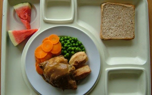 Prison food has always had a bad reputation. How this food look like?