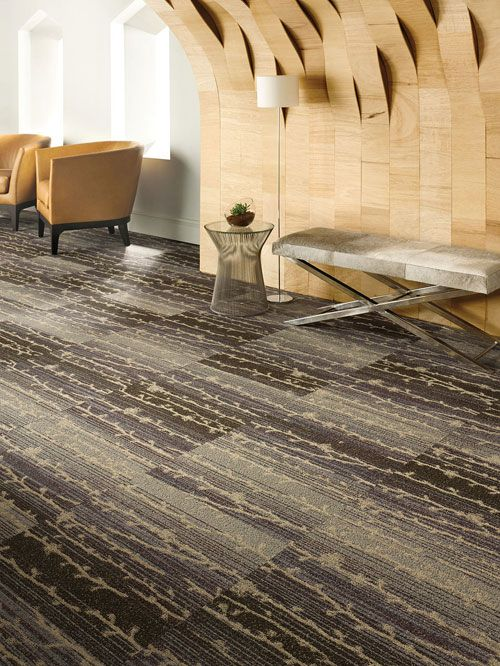 Branching Out Tile, Lees Commercial Modular Carpet   Mohawk Group