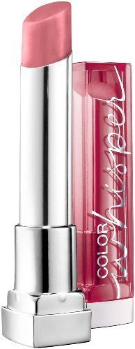 Maybelline New York Color Whisper By Color Sensational Lipcolor, Lust For Blush, 0.11 Ounce (Pack of 2). Maybelline New York Color Whisper By Color Sensational Lipcolor, Lust For Blush, 0.11 Ounce (Pack of 2).