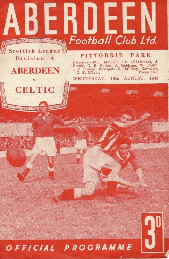 Pin By Ian Cole On Vintage Soccer In 2020 Aberdeen Celtic Aberdeen Football